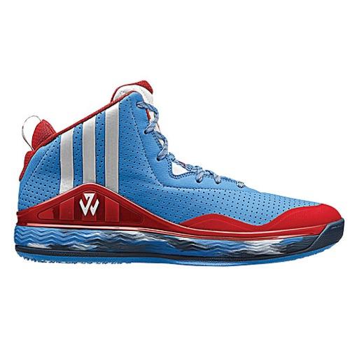 adidas J Wall Lucky Blue