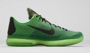 "Nike Kobe X ""Vino"" Edition"