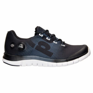 Reebok Z Pump Running Shoes - Black/Blue