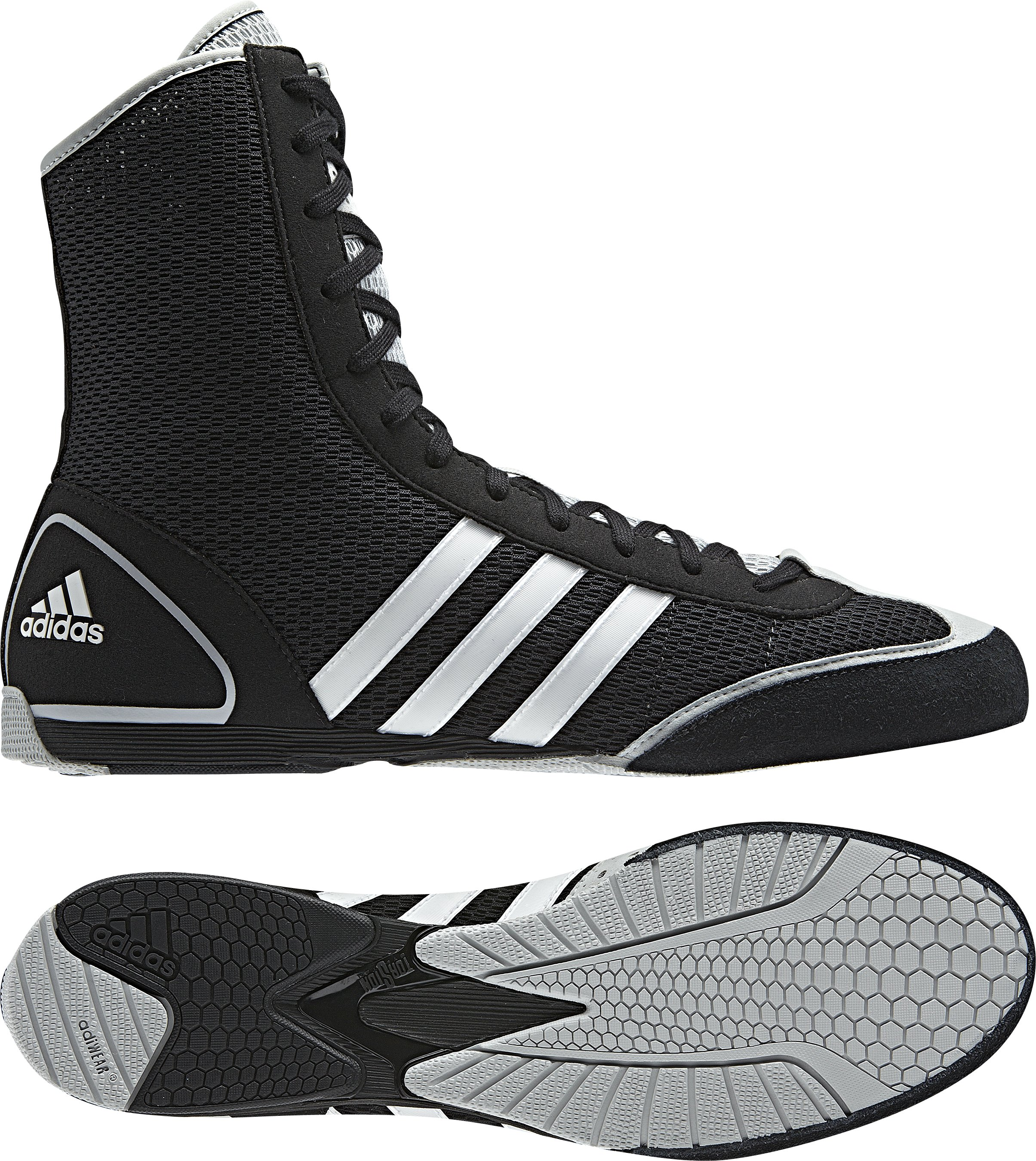 Old Adidas Wrestling Shoes