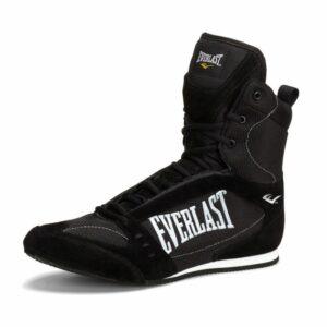 Everlast Hi Pro Boxing Shoes_Blk