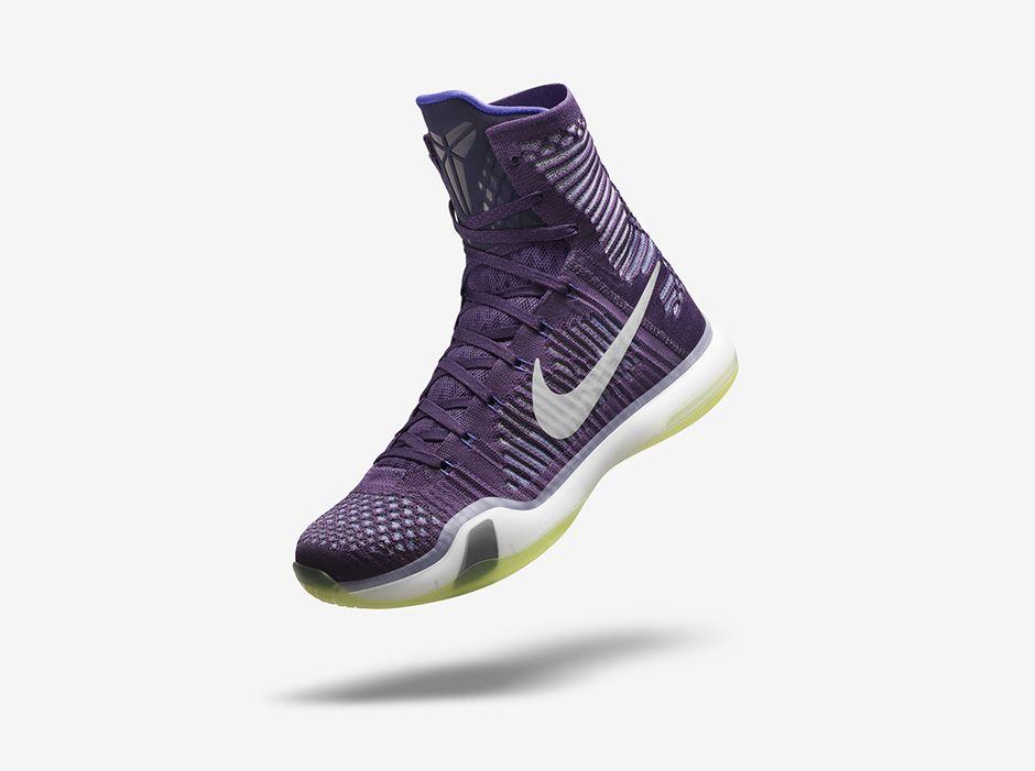 Nike Kobe X Elite Basketball Shoes