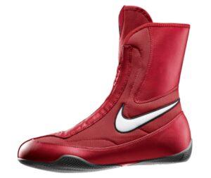 Nike Machomai Boxing Shoes - Red