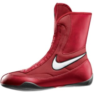 Nike Machomai Boxing Shoes - Red