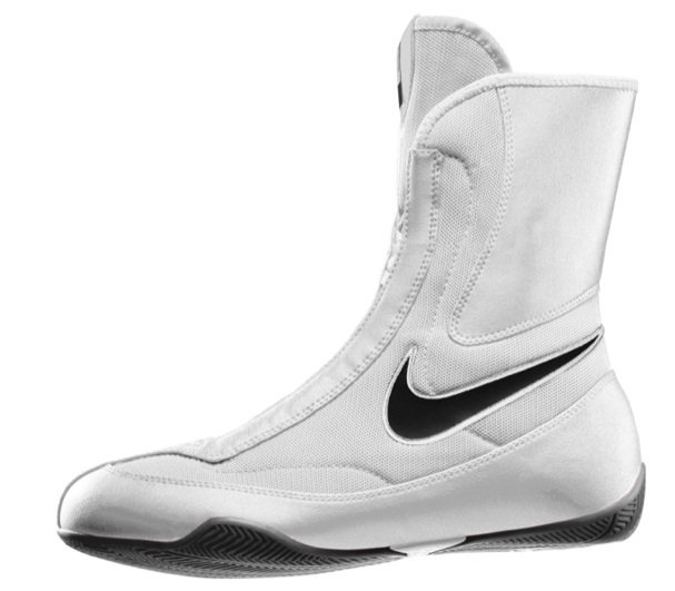 Nike Machomai Boxing Shoes - White