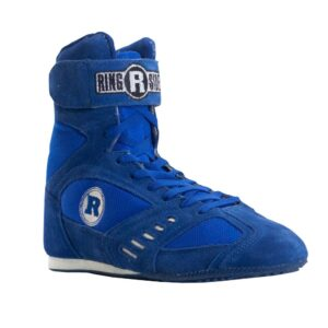 Ringside Power Boxing Shoes - Blue