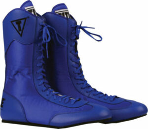 TItle Boxing Boots High_Blue