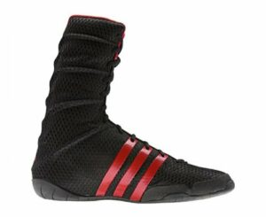 adidas Adipower Boxing Shoes - Black