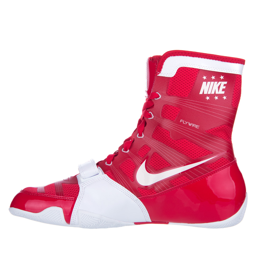 Nike HyperKO Boxing Shoes - Red
