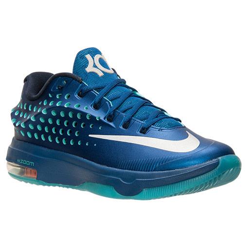 Nike KD7 Elite Blue Basketball Shoes