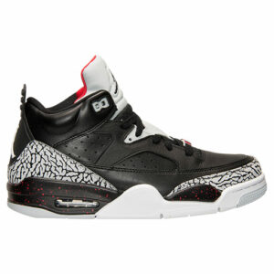 Air Jordan Son Of Low Black Basketball Shoes