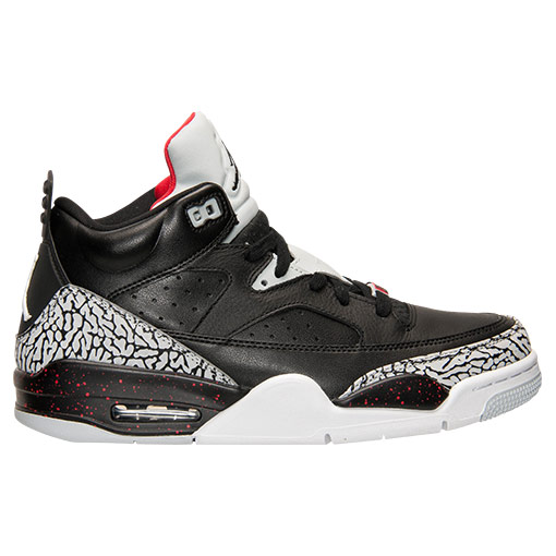 Air Jordan Son Of Low Black Basketball Shoes