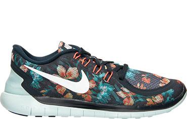 Nike 5.0 Floral Running Shoes for Men