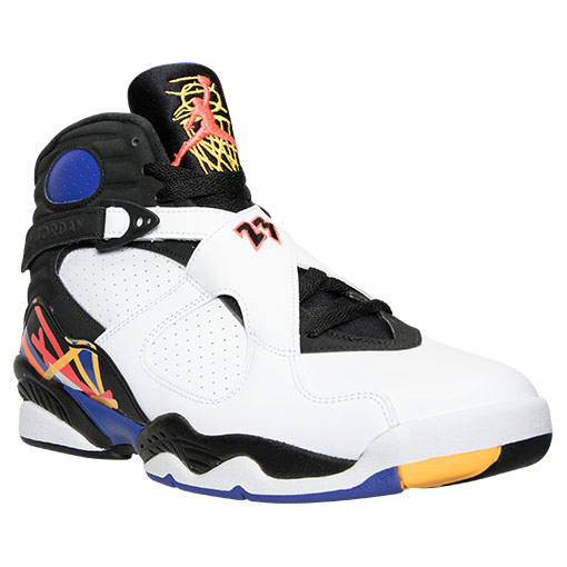 Air Jordan Retro 8 Basketball Shoes