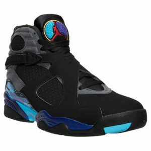 Air Jordan Retro 8 Black Friday Basketball Shoes
