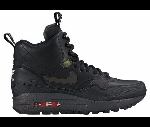Nike Air Max One Sneakerboot - Black