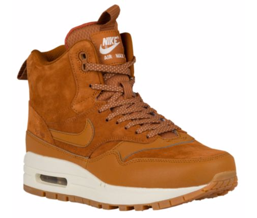Nike Air Max One Sneakerboot - Tawny