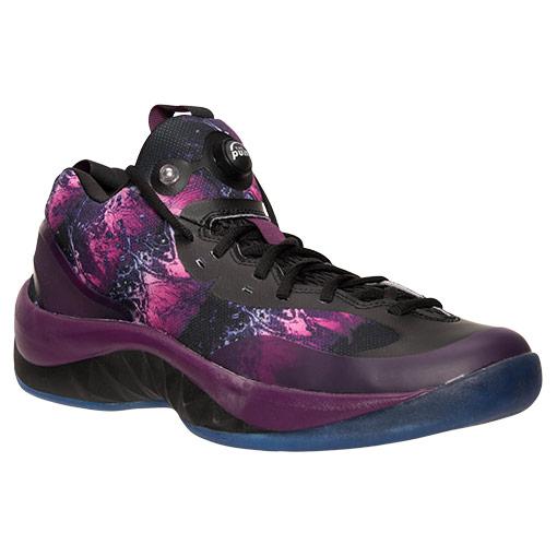 Air Jordan Spike 40 And Reebok Pump Rise Basketball Shoes ...