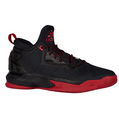 premium selection 2058a 65b73 adidas-d-lillard-2-blackred