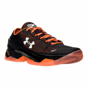 Under Armour Curry 2 Low San Fransisco Giants Basketball Shoes