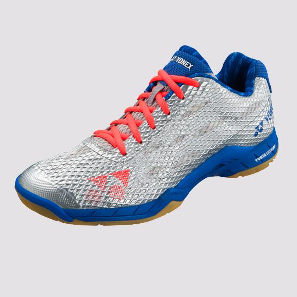 Simple Yonex SHBPC01 LX White Lime Women Badminton Shoes