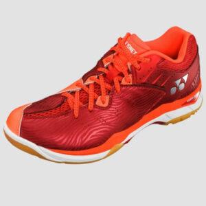 onex Power Cushion Comfort Tour Badminton Shoes - Red