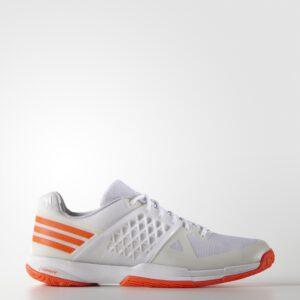 adidas adizero ueberschall f7 badminton shoes - white