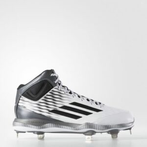 adidas poweralley 3 mid metal baseball cleats
