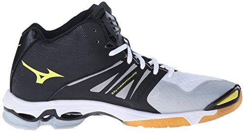 Mizuno Men S Wave Lightning Z Mid Volleyball Shoe