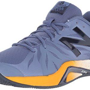 New-Balance-Mens-MC1296V2-Tennis-Shoe-GreyOrange-9-2E-US-0