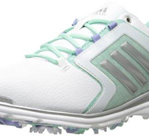 adidas-Womens-W-Adistar-Tour-Golf-Spikeless-FTWR-WhiteSilver-MetallicMint-Burst-TMAG-6-M-US-0