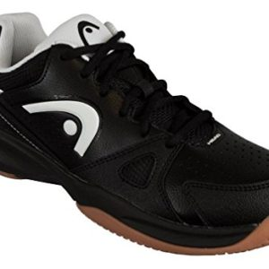 HEAD-Mens-Grid-20-Low-RacquetballSquash-Indoor-Court-Shoes-Non-MarkingBlackWhite-100-D-US-0