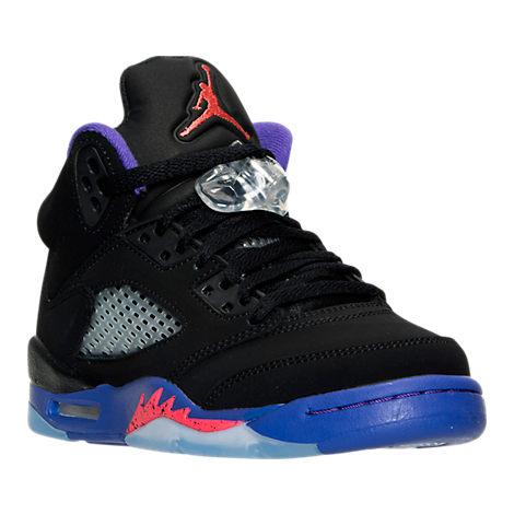girls-jordan-retro-5-raptor-basketball-shoes
