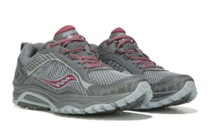 Saucony Womens Grid Excursion TR9 Trail Running Shoes for Women