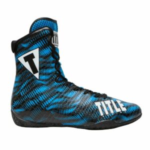 Title Predator Boxing Shoes