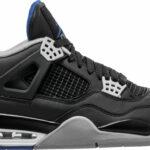 Air Jordan Retro 4 Game Basketball Shoes