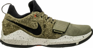 Nike PG1 Olive Low Mens Basketball Shoes