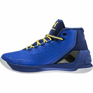 UA Curry 3 Dub Nation Basketball Shoes