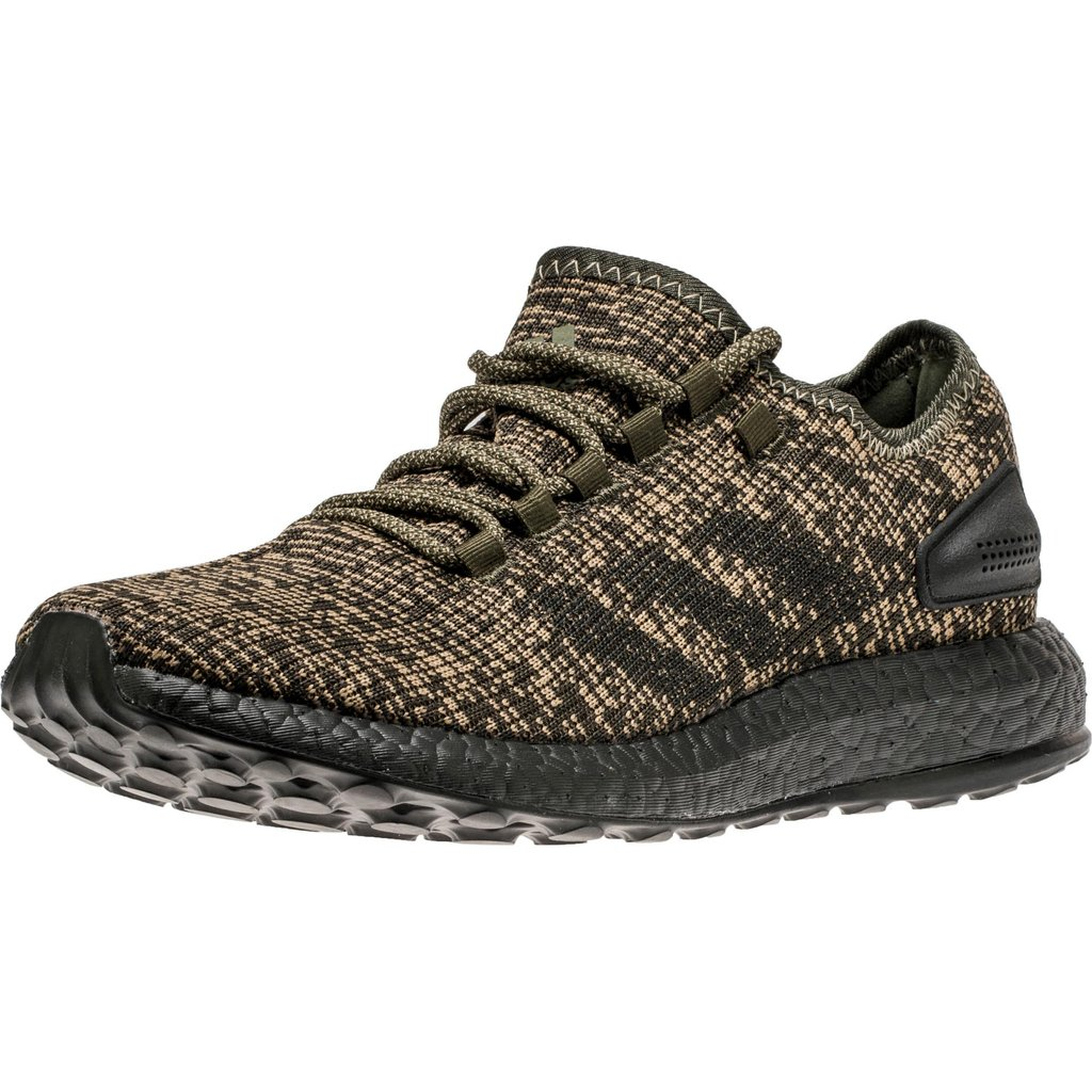adidas Pureboost Night Cargo Running Shoes