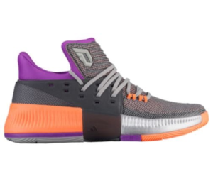 adidas dame 3 basketball shoes