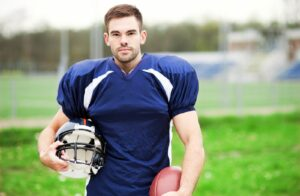 3 ways football player stay safe